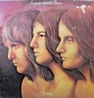 Emerson Lake Palmer Trilogy 1972 Pressing LP Atlantic Records SD 9903 Prog Rock
