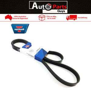 Fan Drive Belt 4PK1100 Ribbed Belt*