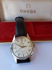 Omega Constellation vintage watch with extra Omega buckle and original box