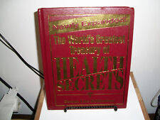 The World's Greatest Treasury of Health Secerts by Bottom Line Books Staff (2008