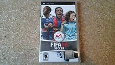 FIFA SOCCER 08 (Sony PSP, 2007) USA REGIONE