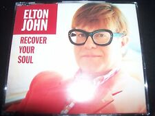 Elton John Recover Your Soul Promo CD – Single