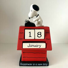 Hallmark Snoopy Doghouse Perpetual Calendar