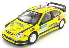 Citroen Xsara WRC  Galli - Bernacchini  Rally Sweden 2007 1:18