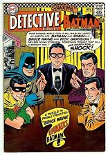 DETECTIVE COMICS #357 (1966 fn/vf 7.0) guide value: $38.50 (£25.00)
