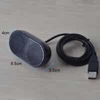 USB Lautsprecher Tragbare Lautsprecher Angetrieben Stereo Multimedia Lautsp W3N9