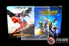 SCF1 Blu-ray Steelbook Protective Slipcovers / Sleeves / Protector (Pack of 10)