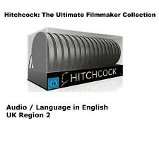 Hitchcock: The Ultimate Filmmaker Collection (Blu-Ray) Jessica Tandy, lfred NEW