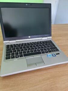 """HP EliteBook 2570P 12.5"""" i7 3RD GEN 8GB RAM 256GB SSD WEBCAM WIN 10 DVDRW DP"""