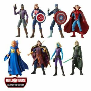 Marvel Legends What If? The Watcher BAF Set of 7 New In Stock Now!!
