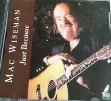 Mac Wiseman CD Just Because
