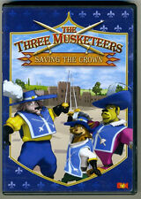 The Three Musketeers - Saving The Crown