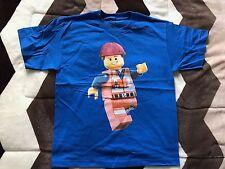 Lego Movie Emmet Kids T-shirt (S, L, & XL avail)