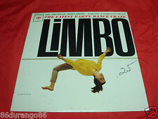 LIMBO THE LATEST PARTY DANCE CRAZE  VINYL LP RECORD ALBUM