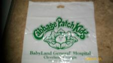 CABBAGE PATCH XLARGE PLASTIC SHOPPING BAGS 0000