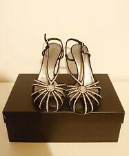 Scarpa sandalo Loriblu gioiello Swarovski 38 39 originale con scatola jewel shoe