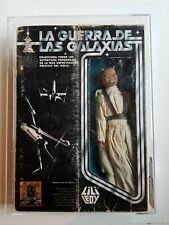 Vintage Lili Ledy Star Wars 1978 Tusken Raider MIB AFA NG w/ COA
