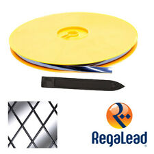 RegaLead Antique Window Lead - 50 Metre Reel - Available in 3 Sizes