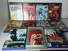 LOTTO 11 GIOCHI SONY PLAYSTATION 2 PS2 CON BOX TESTATI E FUNZIONANTI