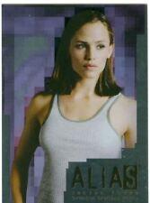 Alias Season 3 Promo Card A3-UK