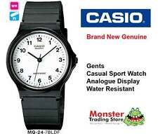 AUSSIE SELLER CASIO MEN'S QUARTZ BATTERY MQ24 MQ-24-7BLDF MQ-24 12-MONTH WARANTY