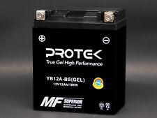 YB12A-A YB12A-B 12N12A-4A-1 Motorcycle 12V Maintenance Free AGM GEL Battery 12Ah