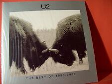 "U2 ""THE BEST OF 1990 - 2000 "" (MEGA RAR/ANALOGE DOUBLE-LP/OPEN = NEW = UNPLAYED)"