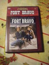 dvd film aventure western fort bravo william holden