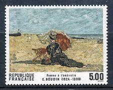 STAMP / TIMBRE FRANCE NEUF N° 2474 ** TABLEAU ART / EUGENE BOUDIN