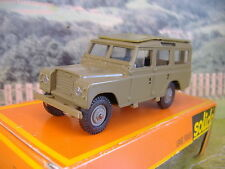 1/43 Solido Military (France) Land Rover