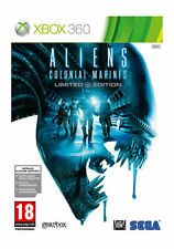 Aliens Colonial Marines Limited Edition XBox 360 New & Sealed Free P&P
