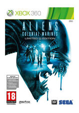 Shooter Aliens: Colonial Marines SEGA Video Games