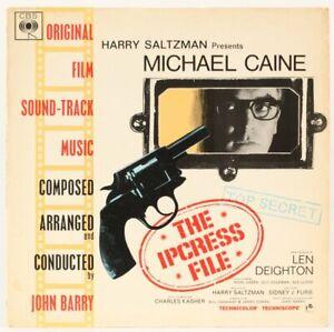 The Ipcress File   John Barry Vinyl Record