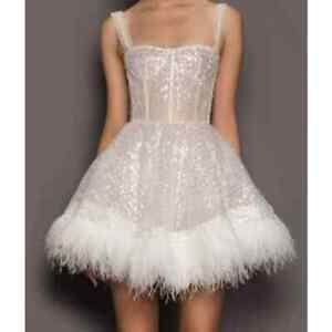 MADEMOISELLE BRIDAL MINI DRESS Formal