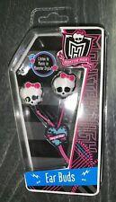 Monster High Earbuds by Mattel