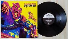 DISQUE VINYLE LP THE NEW CHRISTS Distemper CGAS 807