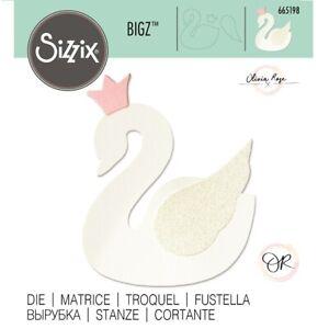 SIZZIX® BIGZ DIE - SWAN by OLIVIA ROSE™ RRP £14.99 NOW £11.99 (665198) FREE P&P