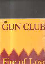 THE GUN CLUB - fire of love LP