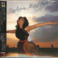 HIROTA MIEKO-STEP ACROSS-JAPAN MINI LP CD F56