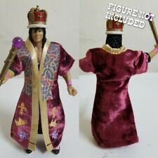 WWE Custom Mattel Ringside King of the Ring Bret Hart robe