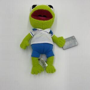 Disney Store Baby Kermit Plush Muppet Babies 12 inch