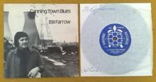 "BILL FARROW JON TURNER "" CANNING TOWN BLUES  ""SUPERB NM UK PIC SLEEVE SIGNED"