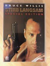 STIRB LANGSAM *Special Edition* 2-DVD Box *Bruce Willis*