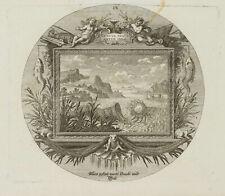 PROBST(*1721), Emblem, Alles gehet nach Hab und Gut, Habsucht, um 1750, KSt