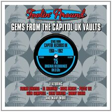 Foolin' Around Gems From Capitol UK Vaults 3-CD NEW SEALED Kay Starr/Peggy Lee+