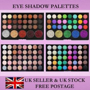 40 & 29 Colour Palette Eyeshadow Shades Eye Makeup Kit Easy Carry Office Travels