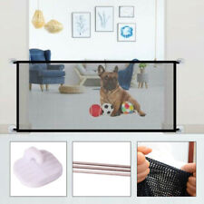 Portable Kids & Pets Safety Door Guard Magic-Gate Portable Indoor and Outdoor
