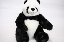 Panda soft plush toy 34cm NEW 'Ty' Bocchetta stuffed animal