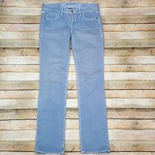 Madewell Rail Straight Light Blue Jeans 29 x 31.5