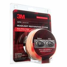 3M Headlight Restoration Lens System Repair Kit Car Professional Cleaning Care